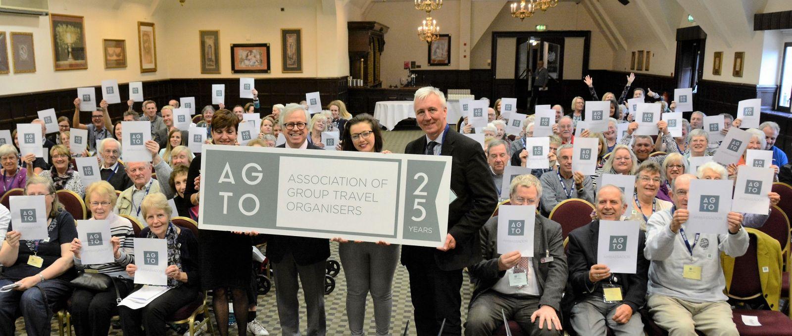 The 25th Annual AGTO Showcase Weekend