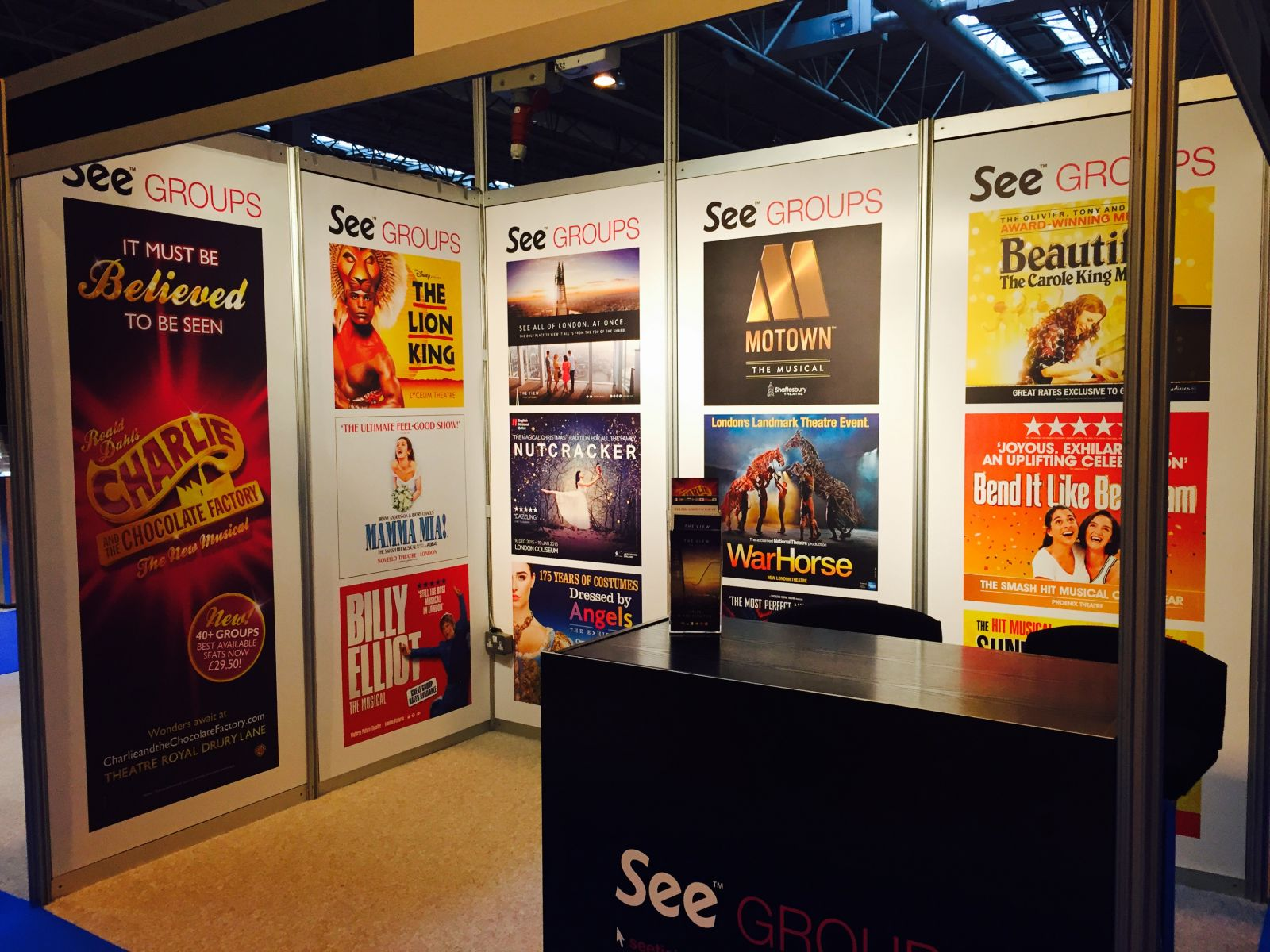 Another stellar year for the Group Leisure & Travel Show