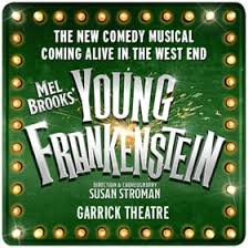 Travel Trade are alive at Young Frankenstein