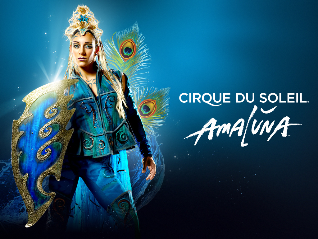 made to Manchester for Cirque du Soleil
