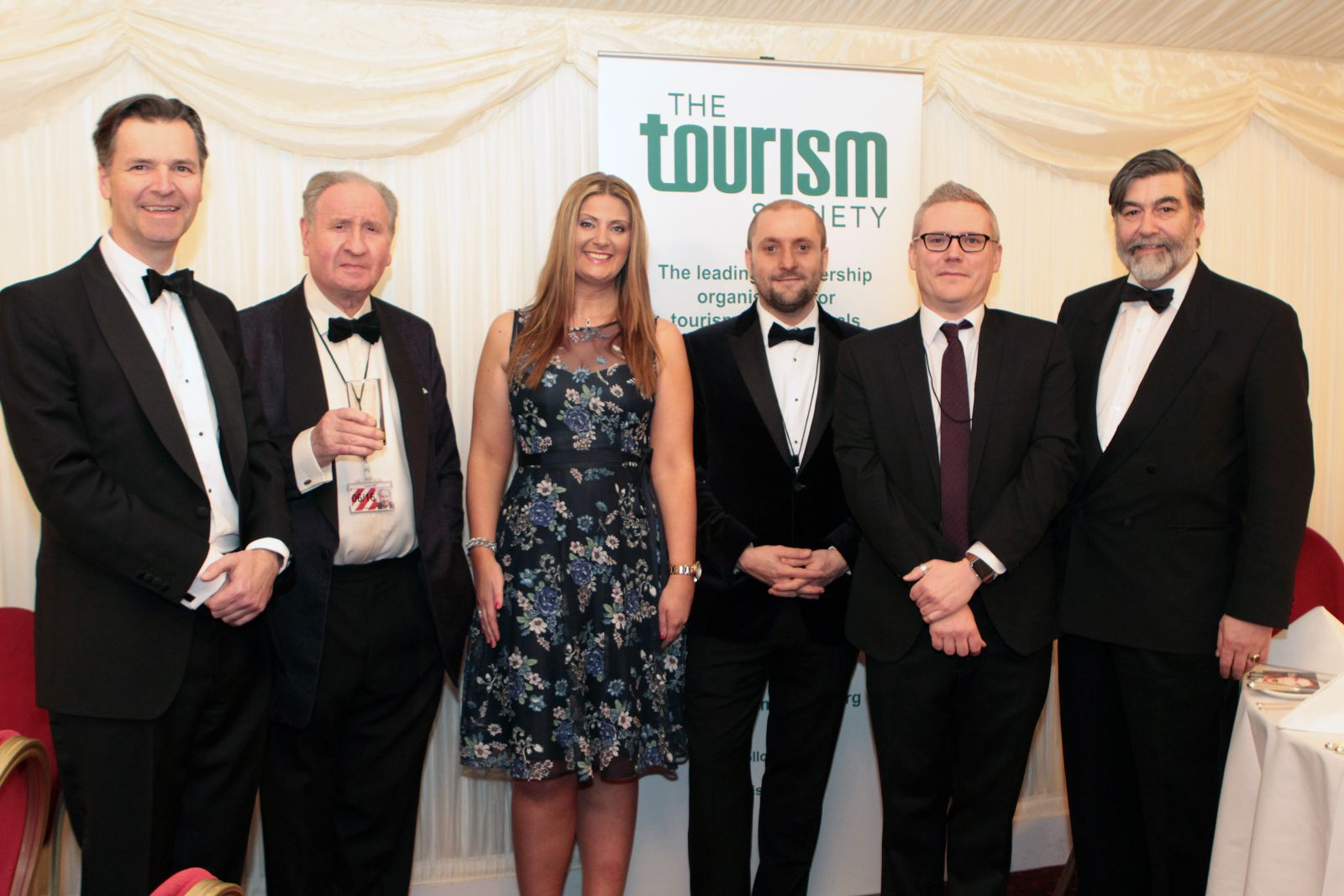 Tourism Society prestigious Annual Dinner at the House of Lords