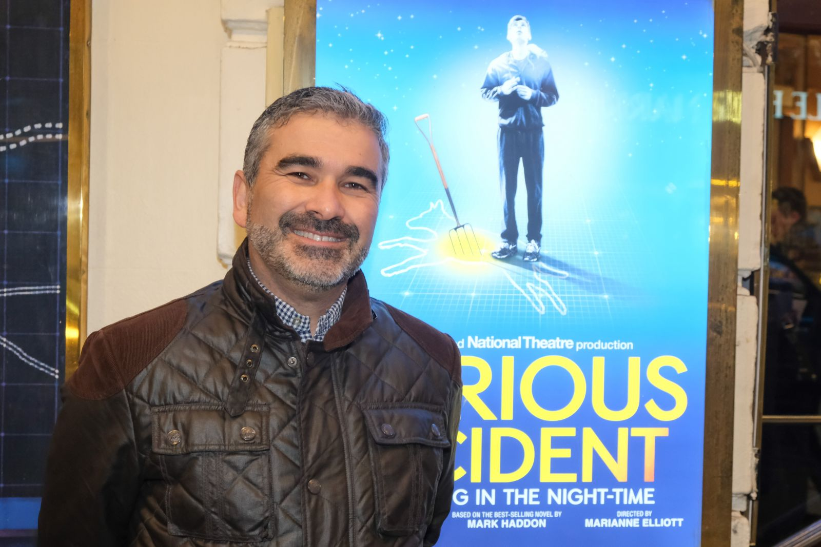 made go out in the night-time for a Curious Incident