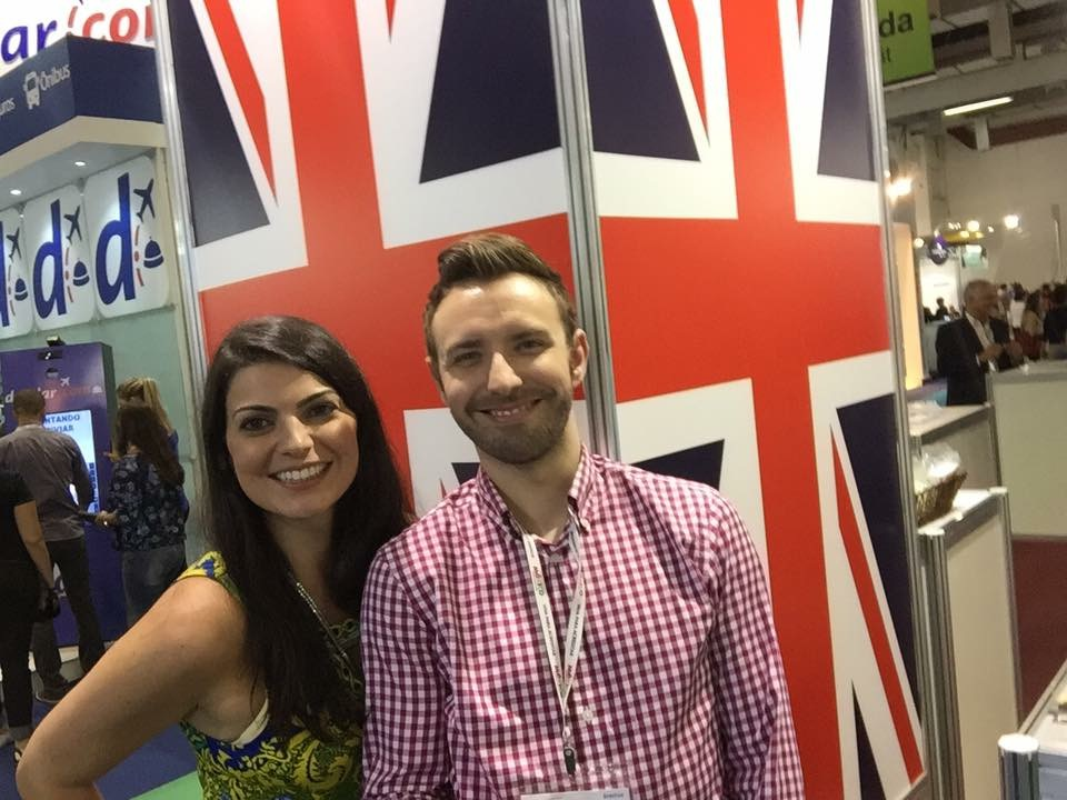WTM Latin America welcomes first dedicated UK Pavilion
