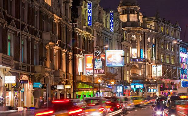 West End attendance tops 15 million in 2017