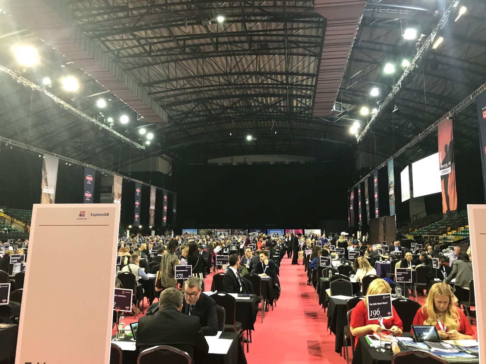 ExploreGB 2018 in Newcastle