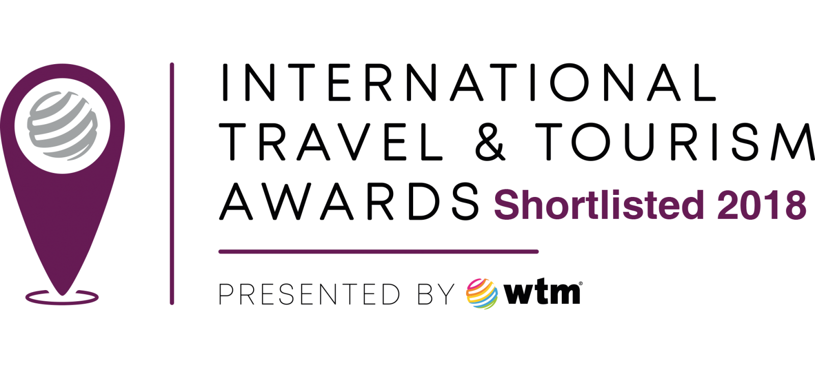 Shortlisted as Best Tourism Marketing Agency